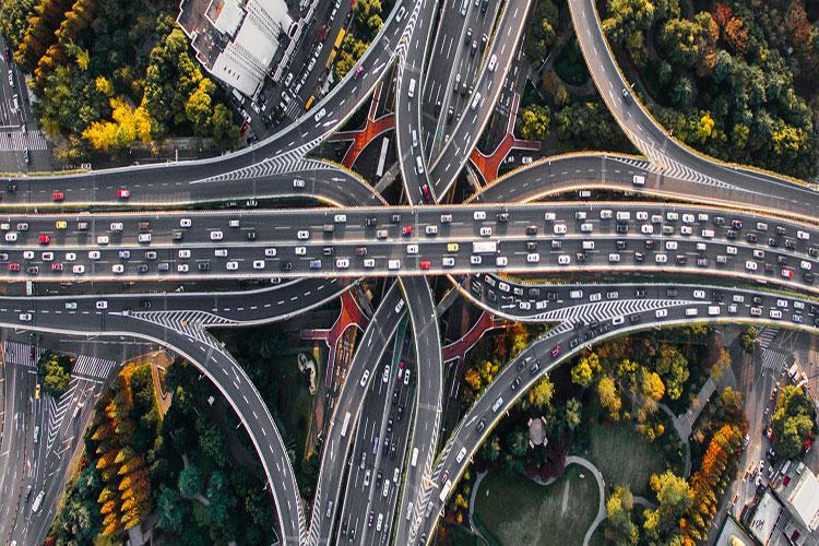 مسیریابی هوشمند در خودروها