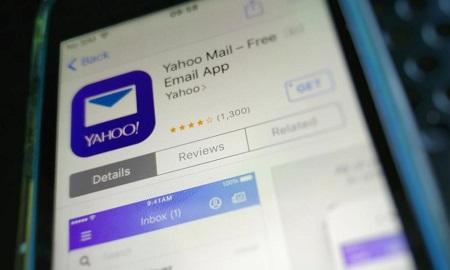 اپلیکیشن یاهومیل با هر آدرس ایمیلی کار میکند