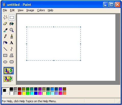 تحميل برنامج الرسام windows xp